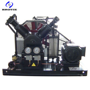 Totally Oil-Free Nitrogen N2 Compressor Booster Pump for USA pictures & photos