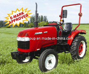 EEC Approved Tractor (35HP 2WD, offer COC Report) pictures & photos