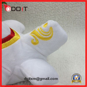 Custom Made Stuffed Plush Plane Aircraft Toy for Airline Company pictures & photos
