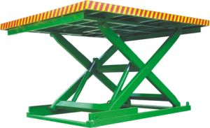 Stationary Lifting Table and CE Certified Scissor Lift. pictures & photos