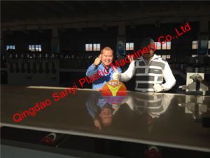 PVC Skinning Foam Board Machine/Plastic Machinery pictures & photos