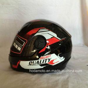 Hot Selling Half Face Helmet Clip Winter Open Full Face Helmets (AL-151D) pictures & photos