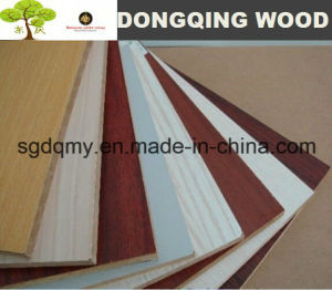 Best Price Melamine MDF with off-White pictures & photos