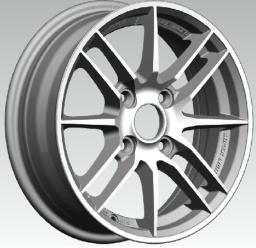Replica Alloy Wheel for Car Wheel From China pictures & photos