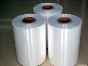 Shrink Wrap Packaging Film in Rolls pictures & photos