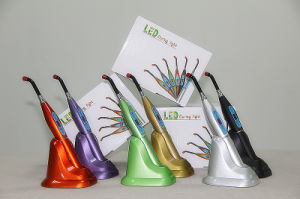 Economic Type LCD 5W Wireless LED Curing Light Lamp pictures & photos