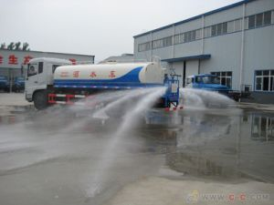 Sinotruk HOWO 4X2 15000 Liters Water Tank Truck for Sales pictures & photos