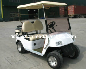 Classic Type 2 Seats Electric Golf Car pictures & photos