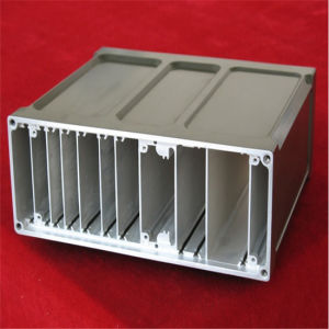 OEM Aluminum Alloy Die Casting for Lamination Nip Radiator