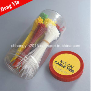 4X120mm UL Self-Locking Nylon 66 Cabletie pictures & photos