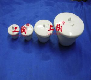 Porcelain High Form Crucibles pictures & photos