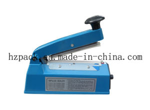 Plastic Hand Impulse Sealer/ Impulse Sealer for Plastic Bag/ 4′ 100mm Impulse Sealer (PFS-100) pictures & photos