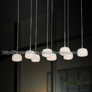 LED Modern Glass Pendant Lamp Light, Hanging Lighting Chandelier pictures & photos