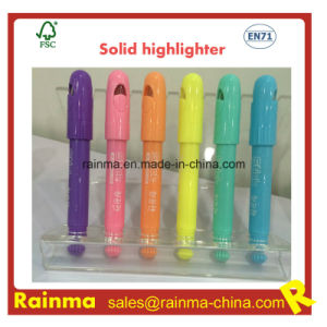 Customized Solid Gel Highlighter pictures & photos
