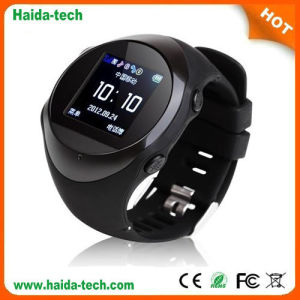 Smart Watch with GPS Tracking, Suitable for Family Safety Tracking