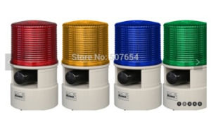 LED Beacon with Machine Alarm