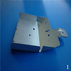 Zinc Clear Stamping Parts for Machine pictures & photos