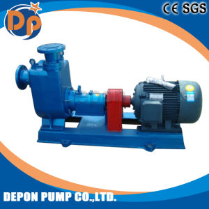 High Pressure Sewage Water Self-Priming Pump pictures & photos