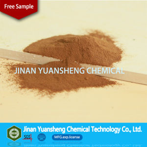 Sodium Ligno Dust Control Additive Mn Lignosulfonate pictures & photos