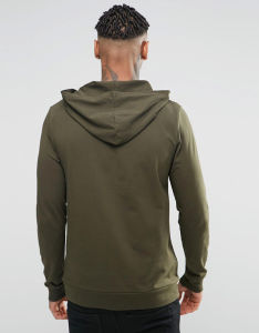 Custom High Quality 100% Cotton Man Hoody Sweatshirts pictures & photos