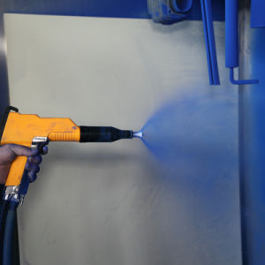 Powder Spray Gun for Manual or Automatic Powder Coating pictures & photos