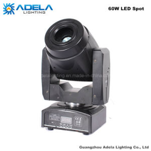 60W LED Moving Head Spot Light pictures & photos