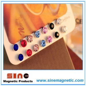 Strong Magnetic Ear Nail&Ear Ring&Ear Clip for No Pierced Ear pictures & photos