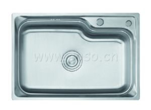 Stainless Steel Kitchen Sinks Ub3075 pictures & photos