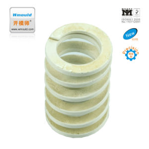 Mould Yellow Stock Compression Springs pictures & photos