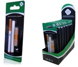 Manual Disposable Electronic Cigarette