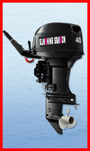 Boat Engine/ Sail Outboard Motor/ 2-Stroke Outboard Motor (T40BWL) pictures & photos