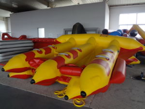 Fly Inflatable Banana Boat (6 persons) pictures & photos