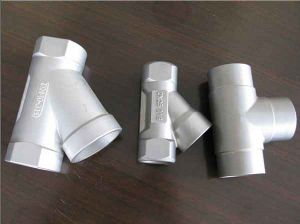 304 Stainless Steel Precision Casting Valve Fitting Parts Casting Parts