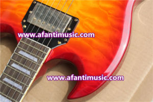Sg Style Afanti Electric Guitar (ASG-546) pictures & photos