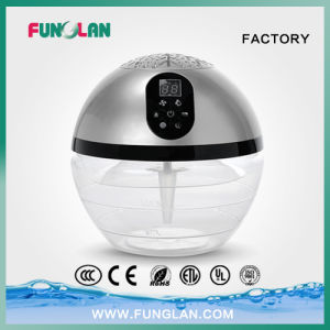 Factory Household LED Lighted Water Air Purifier for Home pictures & photos