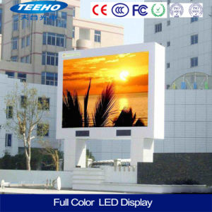 Outdoor P10 SMD Full Color Outdoor High Definition LED Display pictures & photos
