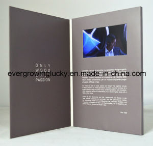 4.3inch Advertising Customized Fashion Video Player for Promotion pictures & photos