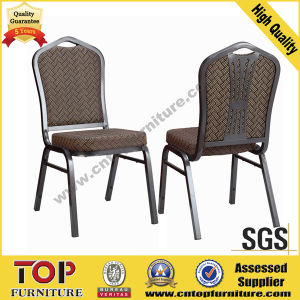 Back Design Restaurant Hotel Banquet Metal Chair pictures & photos