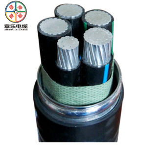 XLPE Aluminium Power Cable Armoured Cable