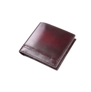 Good Quality Vintage Real Leather Fold Wallet Credit Card Wallet pictures & photos