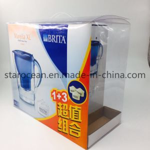Plastic Packaging Products for Paper Box pictures & photos