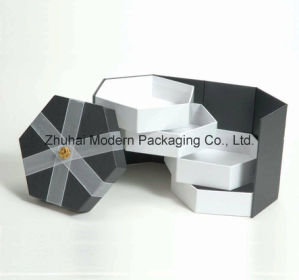 Customized Creative Design Gift Packaging Box with Muti Layer pictures & photos