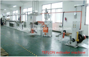 Manufacturing Equipment Teflon Cable Production Line Cable Extrusion Machine pictures & photos