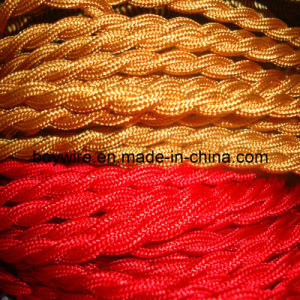 2-Conductor Cloth Covered Wire (BYW-8002) pictures & photos