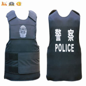 Hot Sale Police Equipment Bullet and Stab Proof Vest Fdcy1r-SD01 pictures & photos