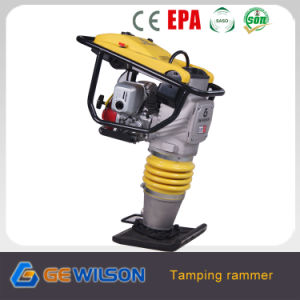 Wacker Tamping Rammer in Construction Equipment pictures & photos