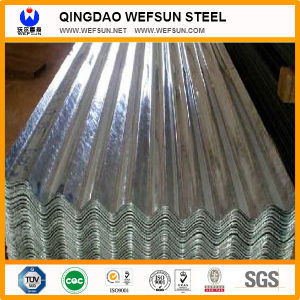 Rapezoidal Corrugated Galvanized Steel Metal Roofing Sheet pictures & photos