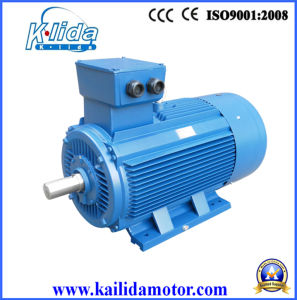 China 250kw AC Electrical Motor with Ce pictures & photos