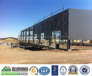 Professional Designed Prefab Structural Steel Warehouse pictures & photos