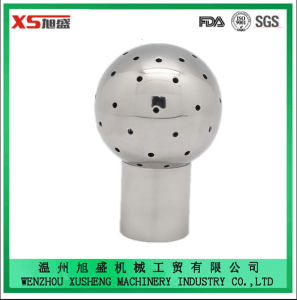 Stainless Steel AISI304 Tank Static Welding Cleaning Ball pictures & photos